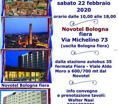 Bologna, convegno il 22 febbraio 2020