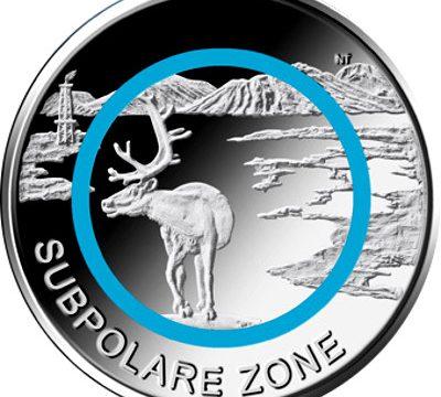 Germania, 5 euro 2020 per la zona subpolare