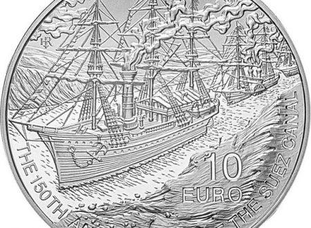 Malta, 10 euro 2019 per il canale di Suez