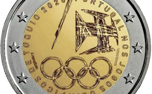 Portogallo, i due 2 euro commemorativi 2020