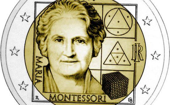Italia, 2 euro commemorativo 2020 per Maria Montessori