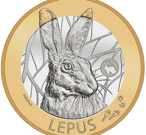 Svizzera, 10 franchi 2020 per la lepre