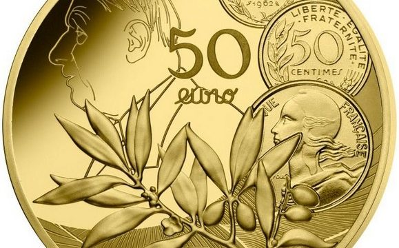 Francia, tre monete per il nuovo franco