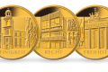 Germania, tre monete d'oro per il motto nazionale