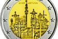 Lituania, 2 euro commemorativo 2020 per la Collina delle Croci