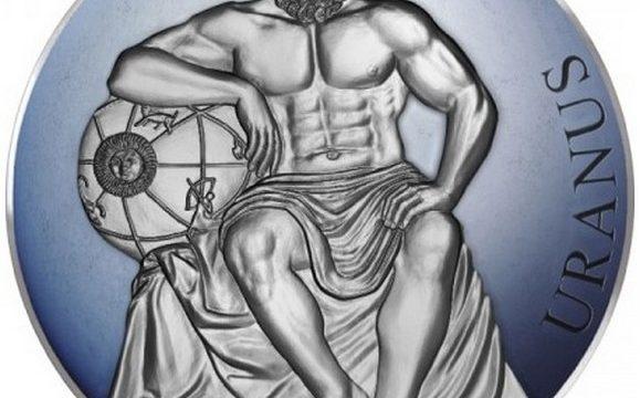Camerun, moneta per il dio Urano