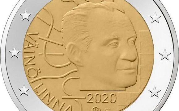 Finlandia, i due 2 euro commemorativi 2020