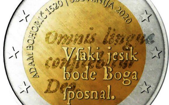 Slovenia, 2 euro commemorativo 2020