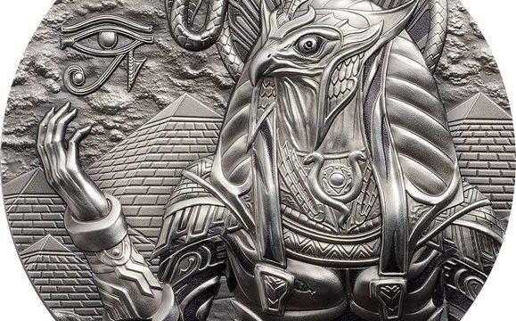 Cook, moneta per il dio Ra