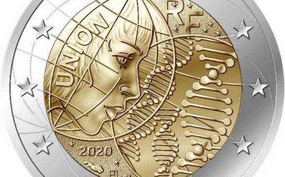 Francia, 2 euro commemorativo 2020 per i medici
