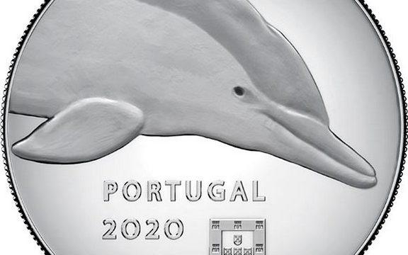 Portogallo, 5 euro 2020 per il delfino