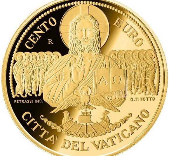 Vaticano, 100 euro 2020 per la Dei Verbum