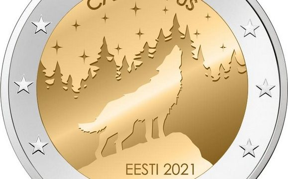 Estonia, i due 2 euro commemorativi 2021