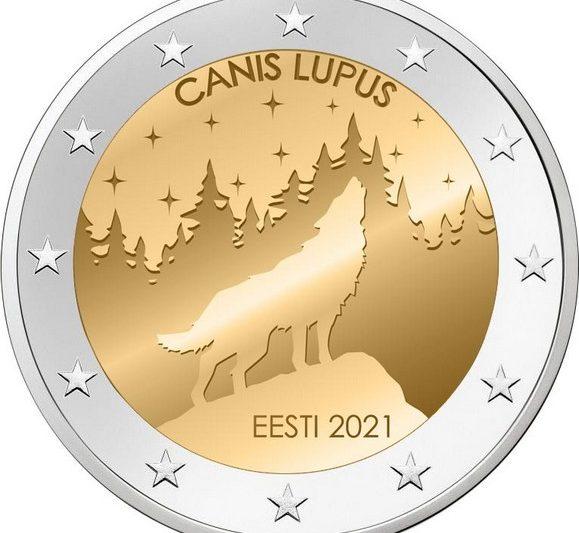 Estonia, i due 2 euro commemorativi 2021
