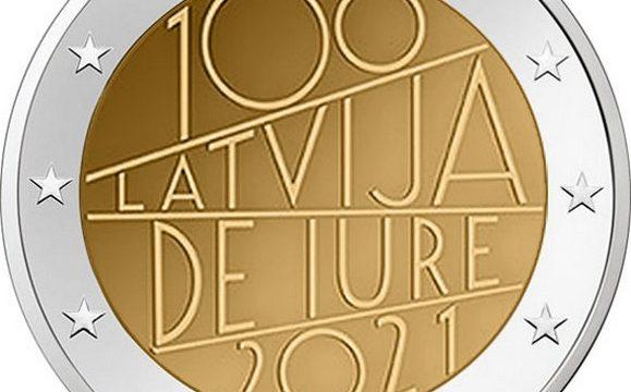 Lettonia, 2 euro commemorativo 2021