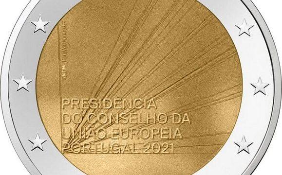 Portogallo, i due 2 euro commemorativi 2021