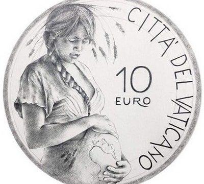 Vaticano, 10 euro 2020 per la Madre Terra