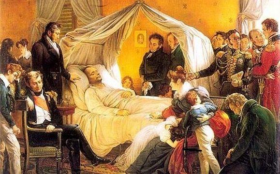 Così morì Napoleone
