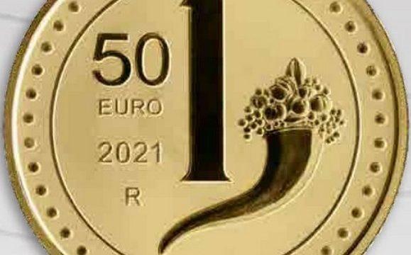 L'Italia celebra la moneta da una lira