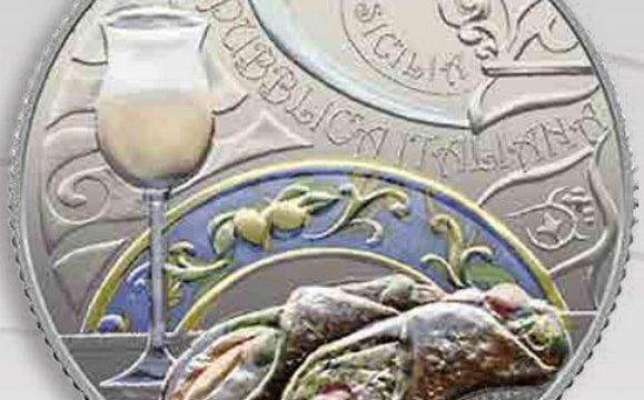 Italia, 5 euro 2021 per la cucina siciliana