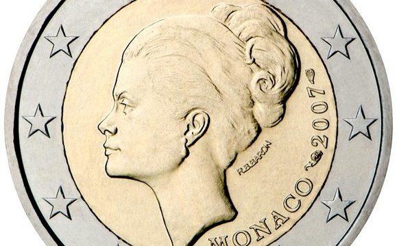 Monaco, il raro 2 euro 2007 Grace Kelly