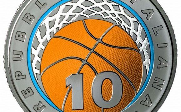 Italia, 10 euro 2021 per il basket