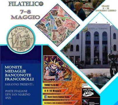 Convegno di Riccione il 7 e 8 maggio 2021